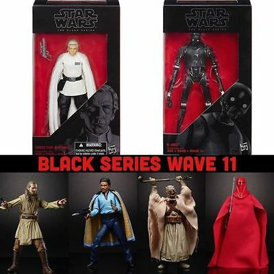Star Wars The Black Series 6-Inch Action Figure Wave 11 IN STOCK NOW