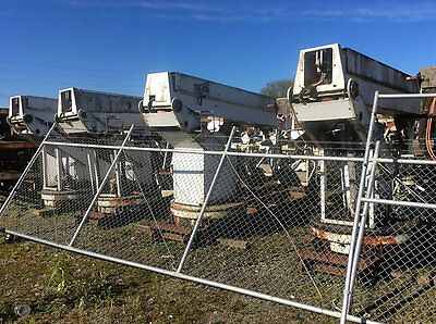 Telsta T40 T40AS unmounted boom Bed Tool Boxes Spool Carriers Cable placing