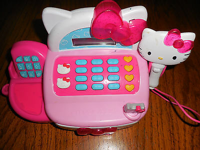 Hello Kitty Cash Register  3+ Pink & White