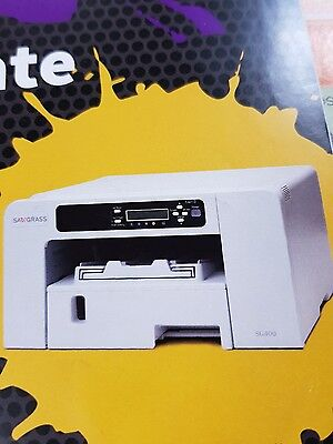 sg400 sublimation  printer