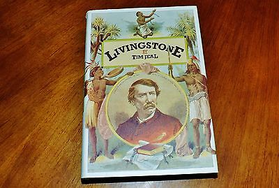 1973 Livingstone By: Tim Jeal Hb/dj 1St Edition Book Rare History