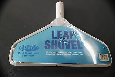 NEW - LEAF SHOVEL FOR POOL -  Australian Seller