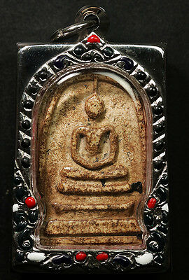 phra somdej toh wat rakang pim yai antique old rare thai amulet the best holy#G2