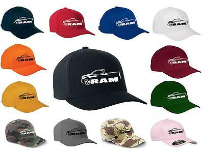 6698331aafba7 DODGE RAM BLACK Yellow Gold Logo Micro Mesh Distressed Adj Ball Cap ...