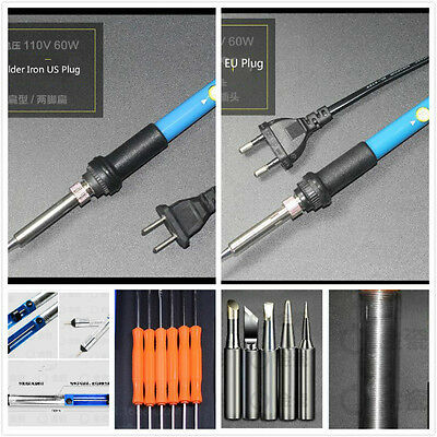 Adjustable Electric Temperature Gun Welding Soldering Iron+Other Auxiliary tools