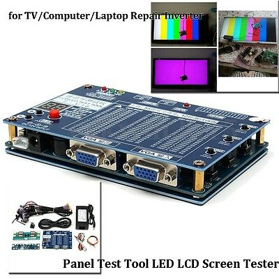LCD/LED Panel Display Tester Inverter Reparatur Kit Für TV / Computer / Laptop