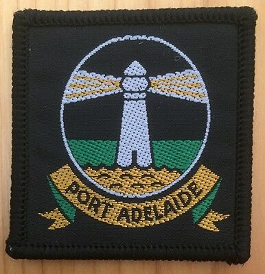 scout badge port adelaide district SA