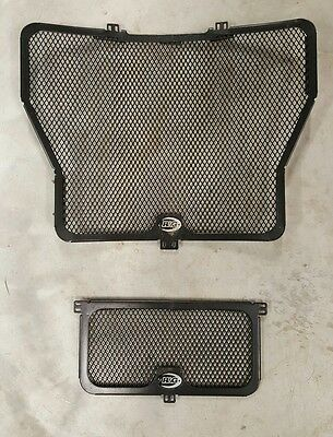 bmw s1000rr 09-14/s1000r 14-15 r&g radiator and oil cooler guard