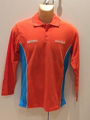 Australian Open Tennis Jumper Sweat-Top Russell Athletic Size Small Bargain Rare