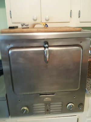 alvin gas oven and chambers cook top