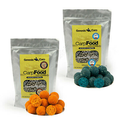 Carp Boilies 20mm 1kg Sweet Rainbow - Pacyfic Dream Hook Bait Fishing Handy Pack