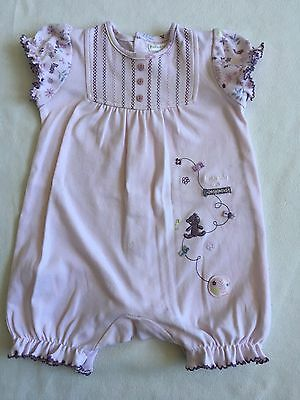 Mamas And Papas Baby Girl Romper, 3-6 Months