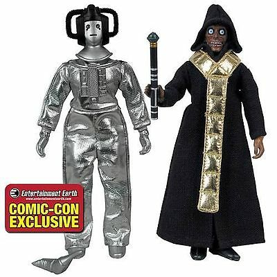 Doctor Who Cyberleader & The Master Exclusive Action Figures NEW!