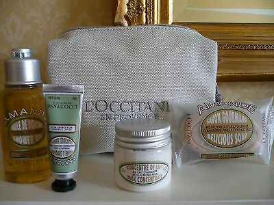 L'Occitane Gift or Travel Set with beautiful Gift Bag