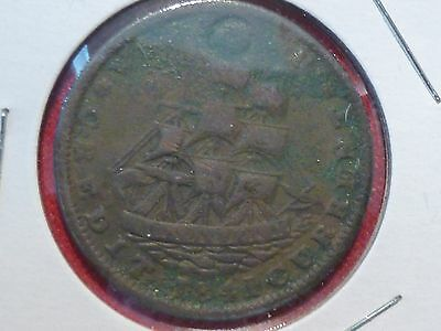 Hard Times HT-16 Webster Credit Not One Cent 1841