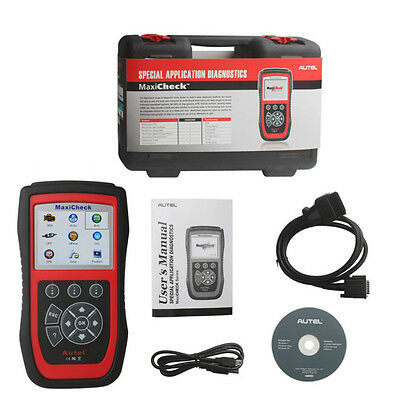Autel MaxiCheck Pro EPB/ABS/SRS/SAS OBD2 Diagnostic Scanner USA Shipping
