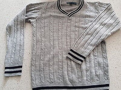 boys ralph lauren age 8 cotton jumper