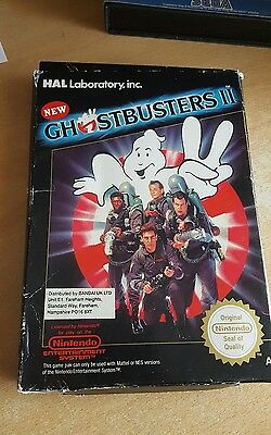 Nintendo Nes.New Ghostbusters 2 -UK. Pal A.