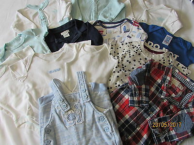 Baby Boy Bundle of Clothes, 3-6 Months