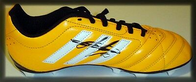 Eden Hazard Chelsea Autograph Personally Signed Football Boot Soccer
