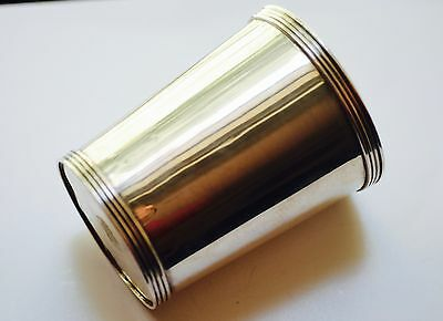 "Frank W. Smith ""3759"" Sterling Silver Mint Julep Cup No Monogram   SCARCE !"