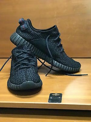 "Yeezy Boost 350 ""pirate Black"" Authentic Size 9"