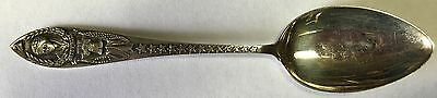 Rare Betsy Ross Antique Sterling Silver Souvenir Spoon