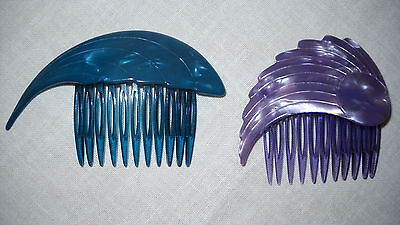 Vintage Hair Combs - Hand Made in France.