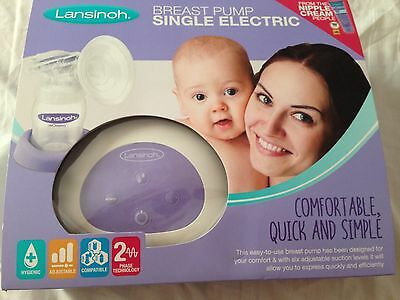 Pre-owned Lasinoh Single Electric Breast Pump