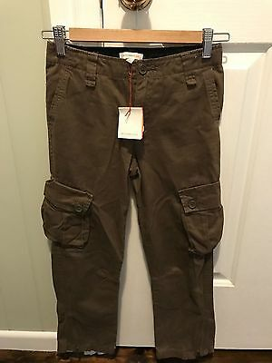 New with tags Witchery Kids Boys Cargo Pants Size 8-9