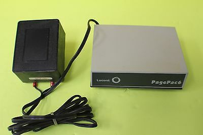 Lucent Pagepac 6 Paging Amplifier 5323-006A