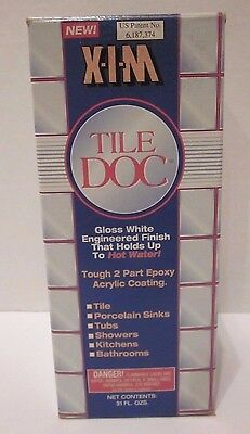 54020k Tile Doc Epoxy Acrylic Coating 2 Pt Kit, Part 54020K, Xim Products