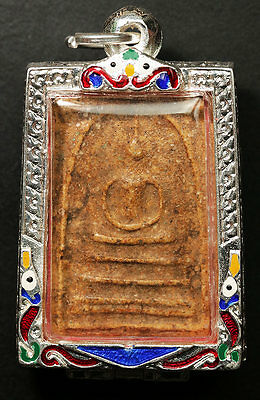 phra somdej LP toh wat Bang Khun Phrom  ,antique old rare thai amulet holy @2