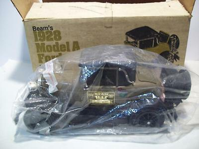 JAMES BEAM ~JIM BEAM 1928 MODEL A FORD Whiskey DECANTER In the Original Box