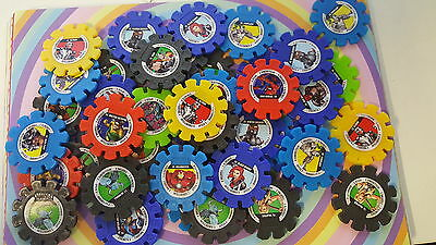 Woolworths Marvel Heroes Discs - Choose Disc - Cheap and Free Postage 1 - 42