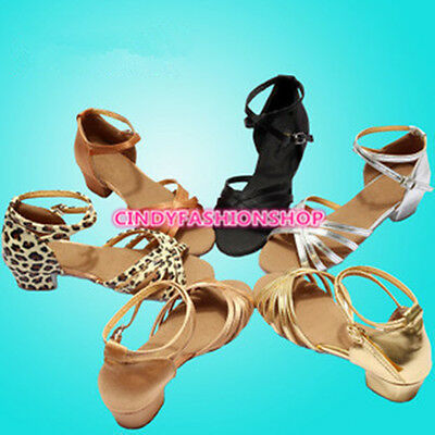 USA Hot Children / Women Latin Dance Shoes /Ballroom Dance / Tango Dance Shoes