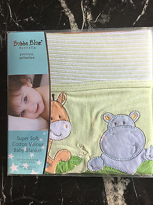 Bubba Blue _ Bassinet Cradle Sheet Set _ 3 Piece Embroidered 100% Percale Cotton