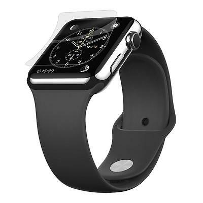 NIB New Belkin SCREENFORCE Screen Protector for Apple Watch 42mm