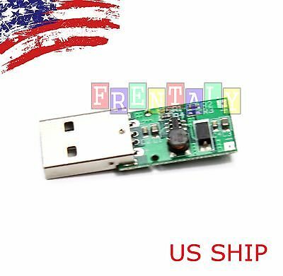 DC-DC USB 5V to 12V Fixed Output Step Up Boost Power Supply Module US