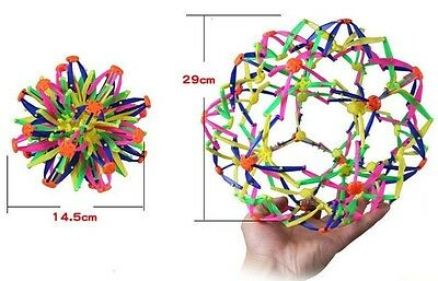 Multi Colors Plastic Expanding Magic Ball