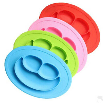 Bowl Dishes   Placemat Silicone Feeding Tray Heat Resistant Children Mini Mat