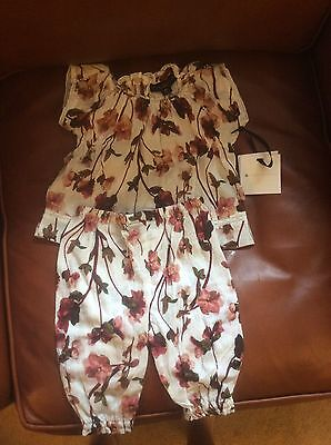 Victoria Beckham For Target Children's Floral Outfit