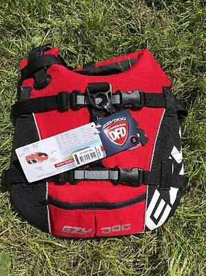 Brand New Never Used Ezydog Flotation device Lifejacket For Dogs Size Small