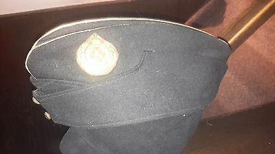WW2 Canadian Field Service Cap Corps of Royal Canadian Engineers