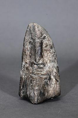 :: A Fine East Sepik Blade with Human Face