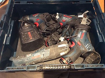 Bosch 10.8 V Professional twin pack Cordless Drill & Driver