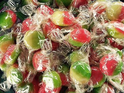 ROSEY APPLES 200g, CLASSIC BRITISH HARD BOILED RETRO SWEETS, UK IMPORT