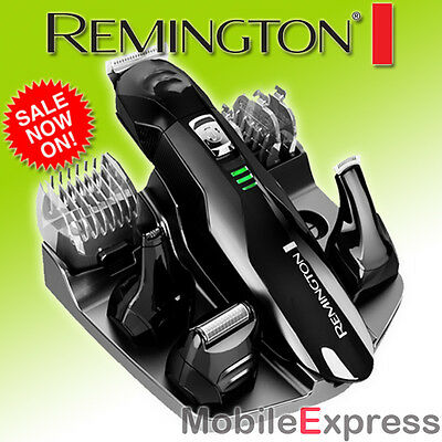 Remington All-In-1 Titanium Cordless Grooming System PG6020AU Hair Body Trimmer