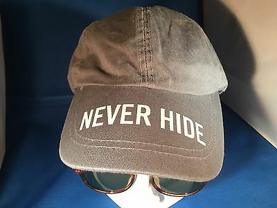 Ray-Ban Promotional Never Hide Hat