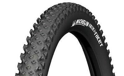 Michelin Wildracer Advanced Pneu De Vtt Noir 57-559 26X2.25